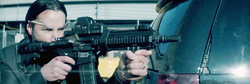 ウィック 銃 ジョン