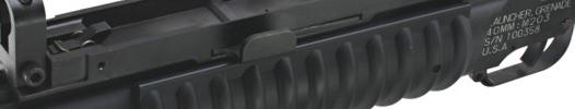 グレネードランチャー/カート