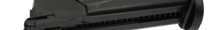 固定スライド式ハンドガン用マガジン