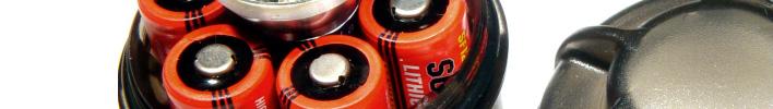 リチウムバッテリー&アクセサリー