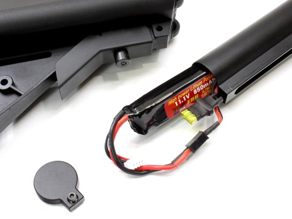専用バッテリーは別売です。別途お買い求め下さい。