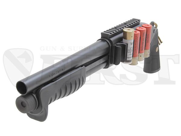 ※取り付けイメージです。銃本体とショットシェル型マガジンは付属しません。