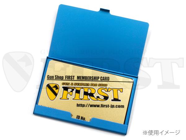 ※FIRSTの会員カードは付属しません。