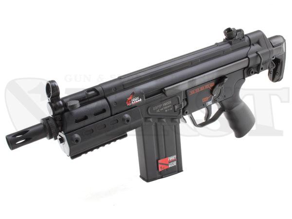 【ハイサイクル】マルイ G3/SAS HC with ケミカルパワーマガジン