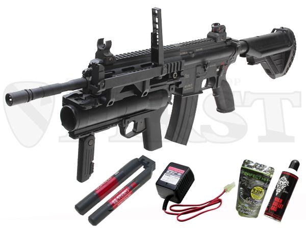 【次世代電動ガン】 HK416D+M320A1 グレネードランチャーセット