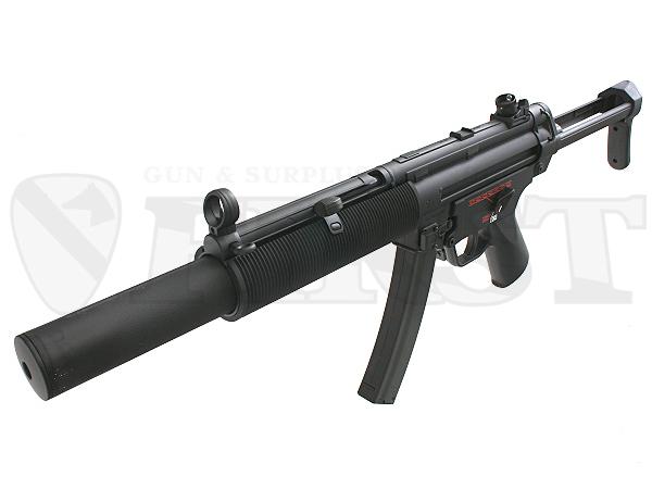 ☆マルイ MP5 SD6 電動ガン