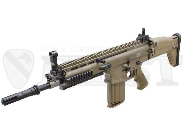 【次世代電動ガン】マルイ SCAR-H Mk17 Mod.0 FDE