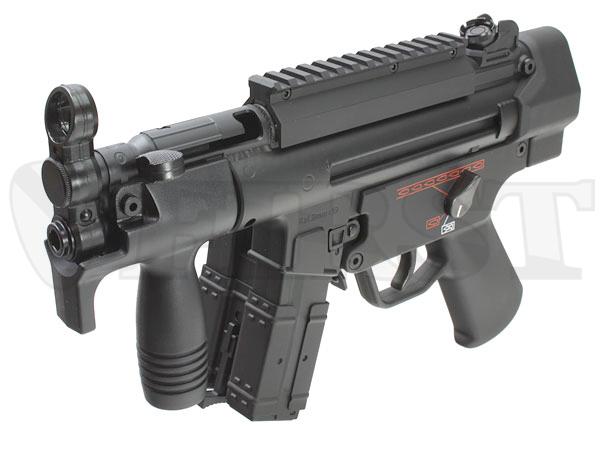 【ハイサイクル】マルイ MP5K(クルツ) HC 電動ガン