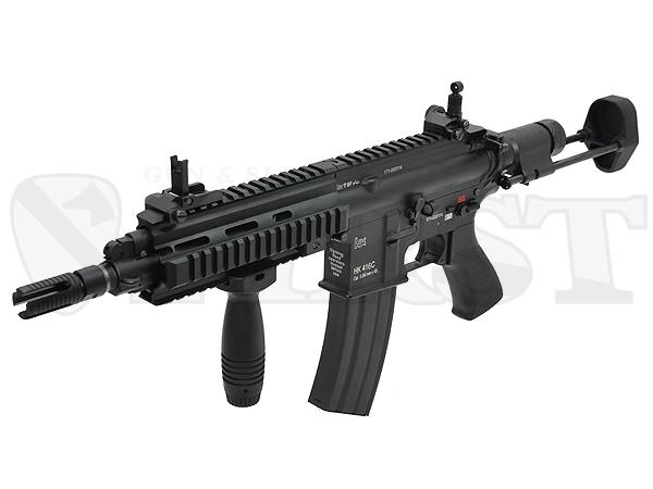 東京マルイ 次世代電動ガン HK416C CUSTOM Ver.(カスタムバージョン) H&K ワイヤーストック
