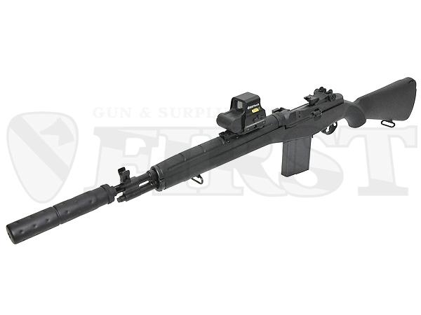 マルイ M14 SOCOM C.Q.B.ライフル .308 電動ガン サプレッサー付モデル