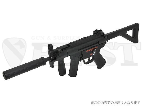 マルイ MP5K A4 PDW 電動ガン サプレッサー付モデル