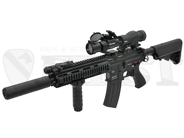 【次世代電動ガン】マルイ DEVGRU CUSTOM HK416D ドットサイト レンズカバー付モデル
