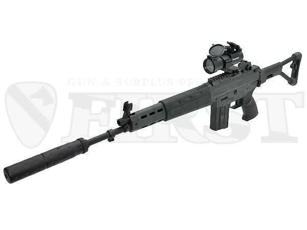 マルイ 89式小銃 折曲銃床式 電動ガン ドットサイト レンズカバー付モデル