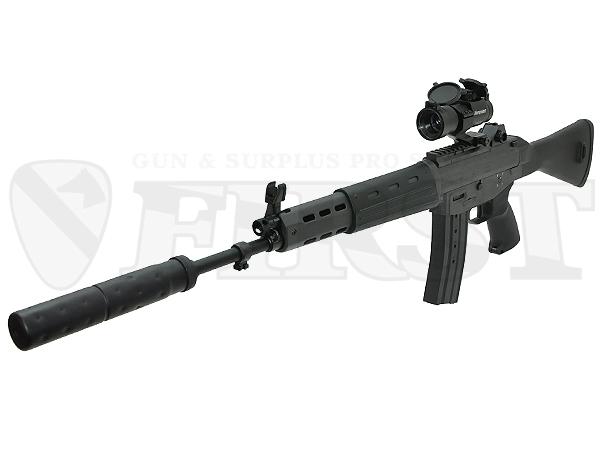 マルイ 89式小銃 電動ガン ドットサイト レンズカバー付モデル