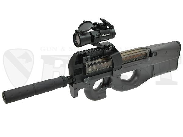 マルイ P90 TR 電動ガン ドットサイト レンズカバー付モデル