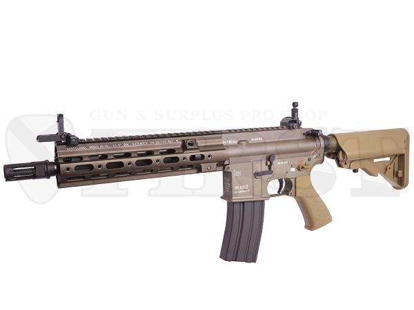 次世代電動ガン HK416 デルタカスタム FDE