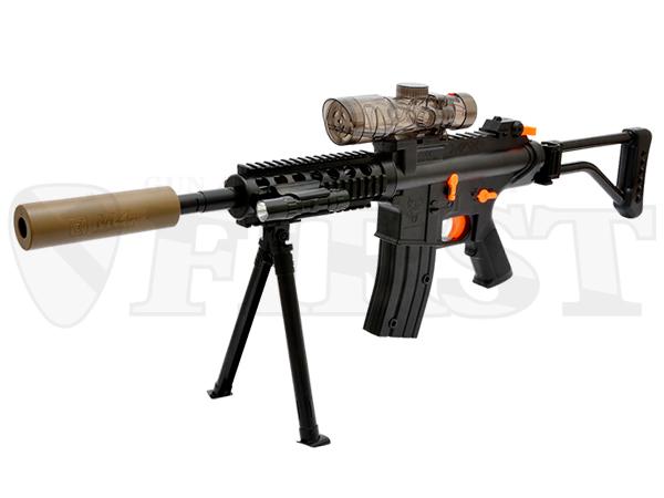 CG-0003 M4-STORM フォールディングストックタイプ BK 10才以上対象