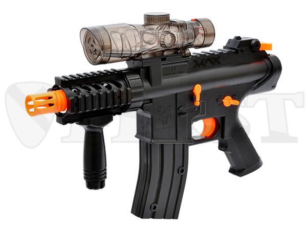 CG-0001 M4-STORM アタッカータイプ BK 10才以上対象
