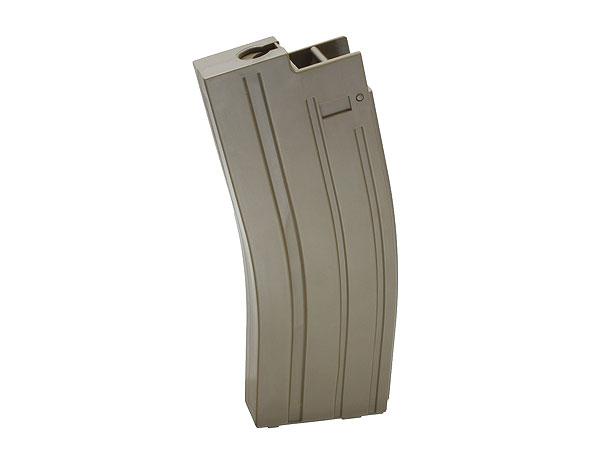 電動ガンBOYS SCAR-L/M4対応 140連 スペアマガジン FDE