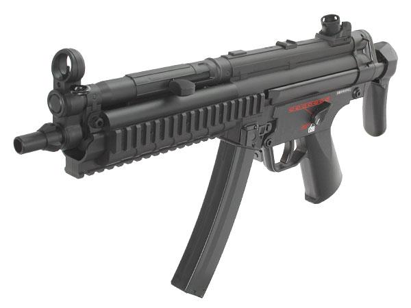 電動ガン ライトプロシリーズ MP5 A5 R.A.S. 10才以上対象