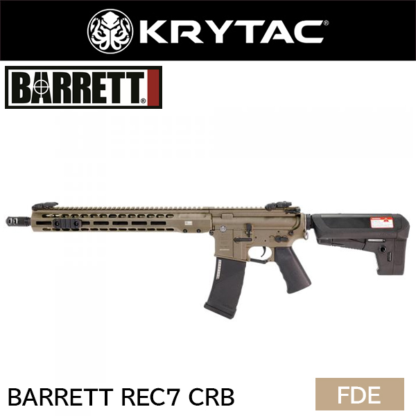BARRETT REC7 CRB Flat Dark Earth