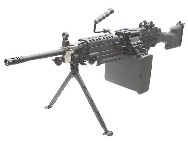 ミニミ M249 MkII 電動ガン