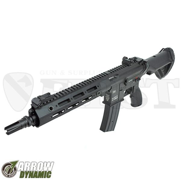 HK416 Remington RAHGカスタム 電動ガン BK
