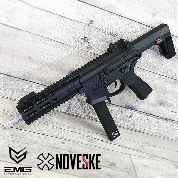 APS/EMG SPACE INVADER 9mm PCC 電動ガン BK