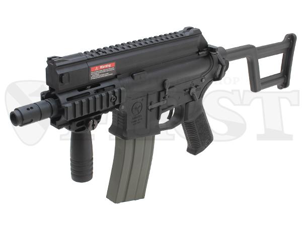 AM-001-BK M4 CCR タクティカルピストル BK 電動ガン