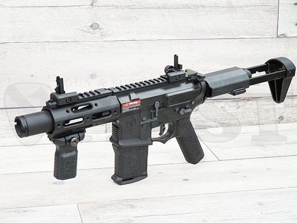 AR-058-BK AMOEBA M4 CQC アサルトライフル BK 完成品電動ガン