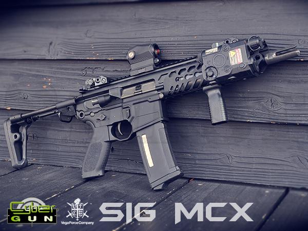 【新商品予約】SIG MCX 電動ガン