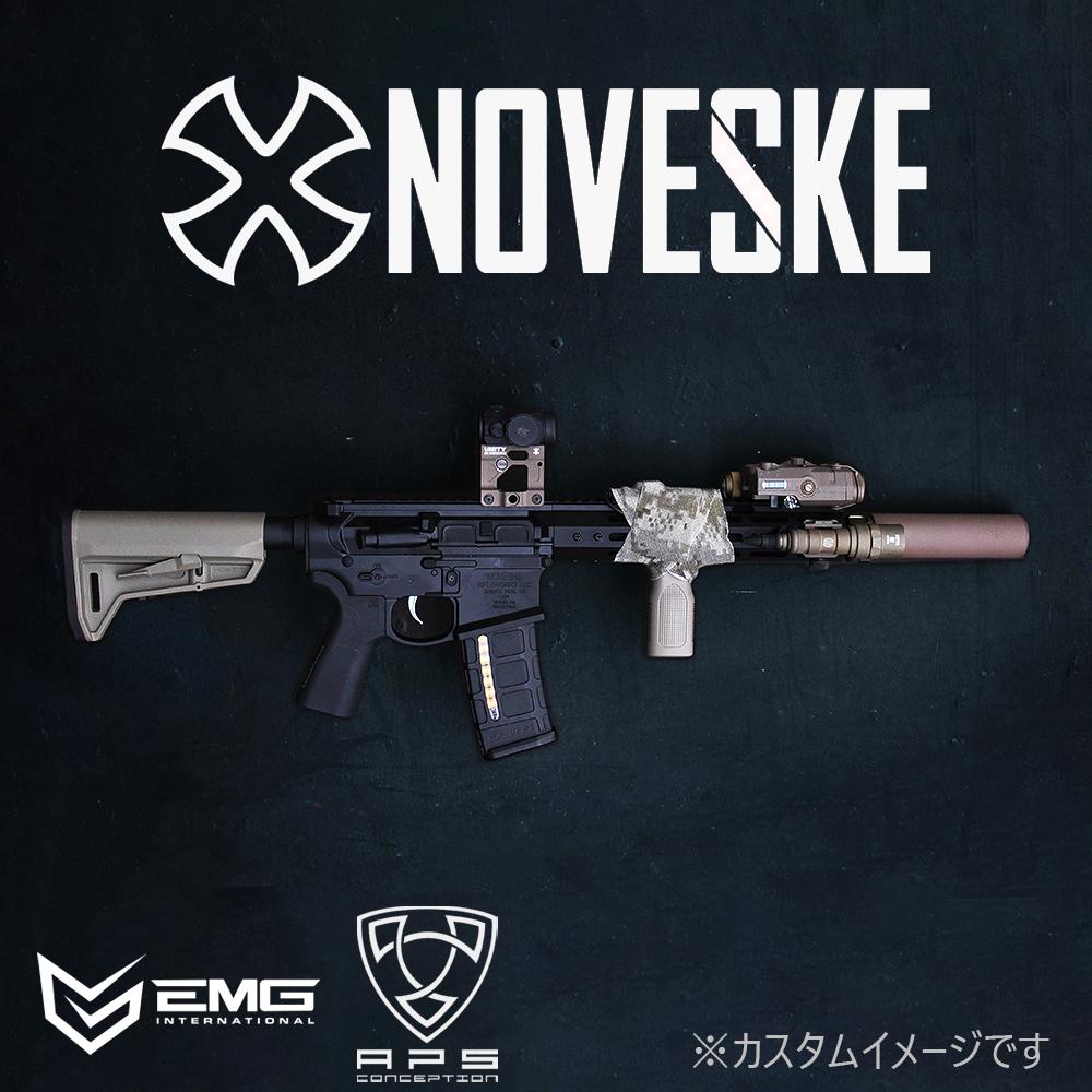 EMG×APS NOVESKE N4 GEN4 10.5インチ SHORTY