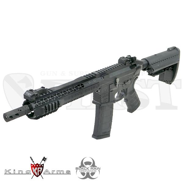 KA-AG-233-BK Black Rain Ordnance ショーティ 電動ガン BK