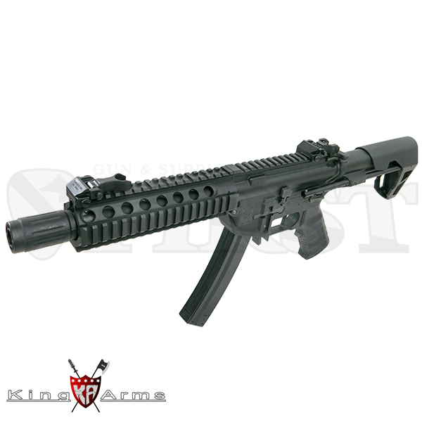 KA-AG-231-BK PDW 9mm SBR ロング BK