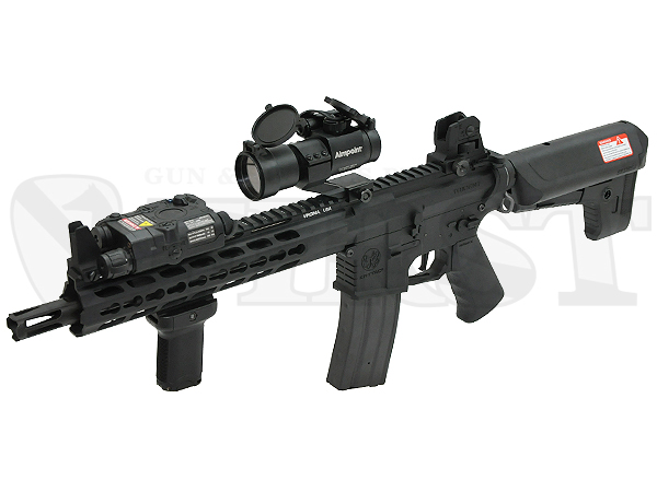 トライデント Mk2 CRB BK ドットサイト レンズカバー付モデル