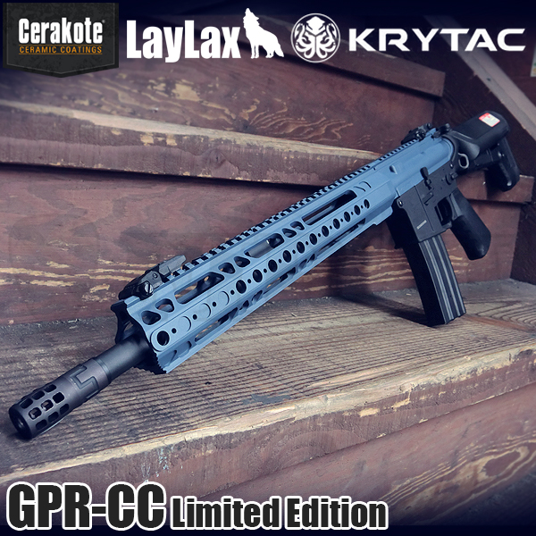 【数量限定】KRYTAC WAR SPORT GP...