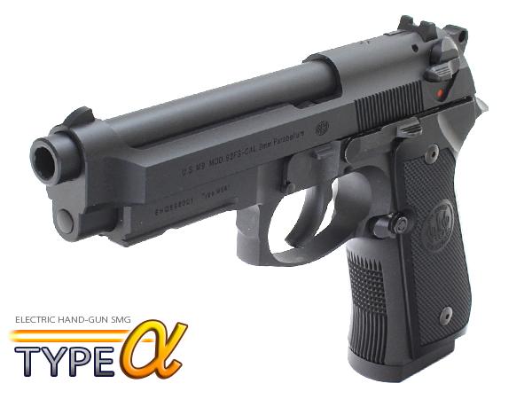 電動M9A1 タイプ アルファー