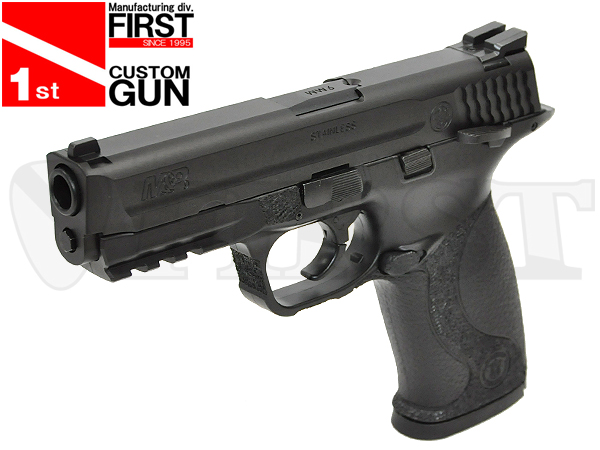 �ڰ���Ʋ�ۥޥ륤 S&W M&P 9mm BK ���ƥ��åץ�󥰲ù�
