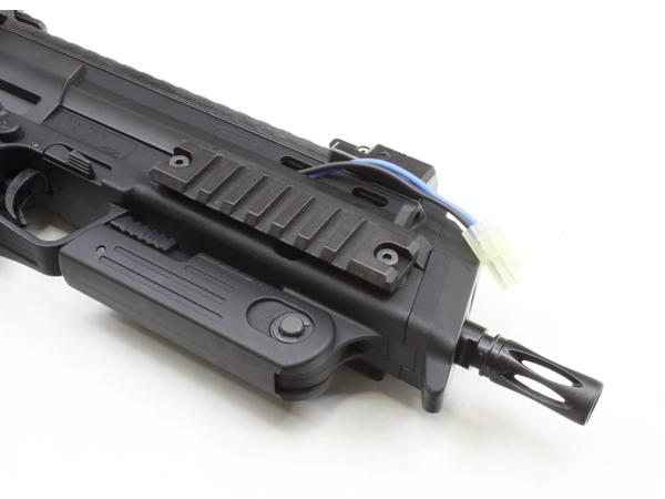 MP7A1 バッテリー外出し加工