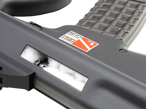 P90 ステアー用消音加工