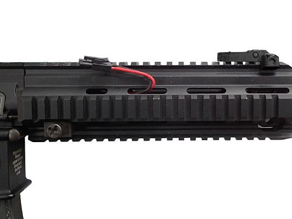 東京マルイ HK416D 配線前出し加工