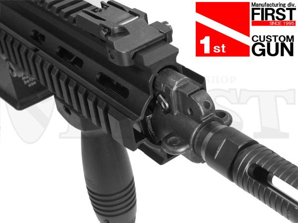 東京マルイ HK416C EVO LiPOバッテリー内蔵加工