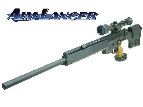 【電動ガン内部カスタム】PSG-1 AIM LANCER