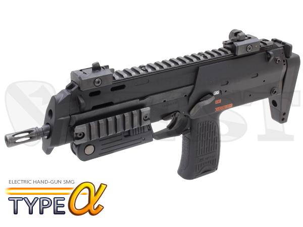 東京マルイ 電動コンパクトマシンガン new MP7A1 タイプ アルファー