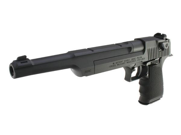 東京マルイ ガスブローバック デザートイーグル 10インチモデル BK DE.50AE