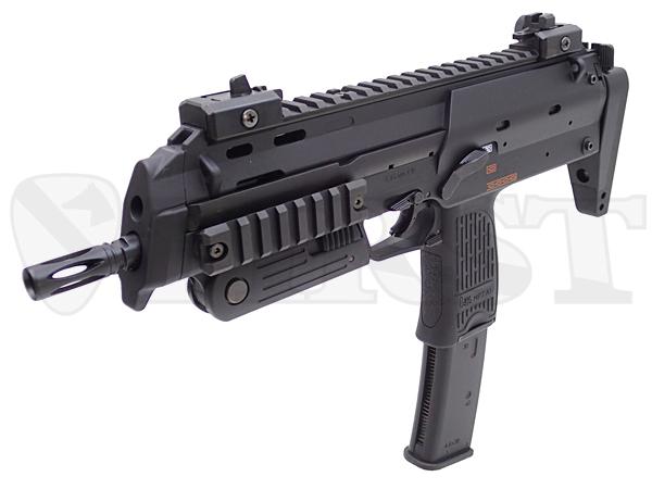 マルイ ガスブローバックコンパクトマシンガン MP7A1 BK