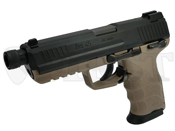 東京マルイ ガスブローバック HK45 タクティカル