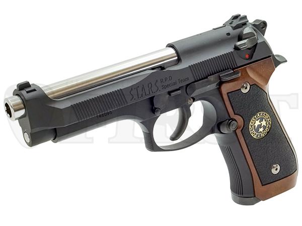 東京マルイ ガスブローバック サムライエッジスタンダード ハイグレードタイプ バイオハザード S.T.A.R.S.制式採用拳銃