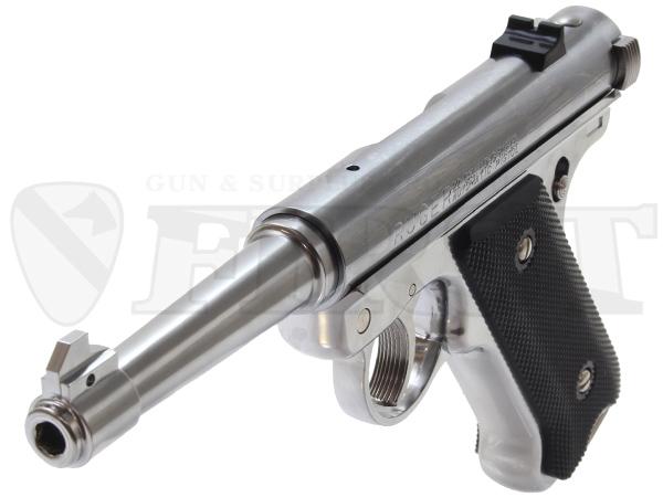 6mm固定ガスガン スタームルガーMkI ノーマルバレル SV ABS