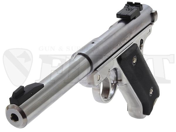 【再販予約】6mm固定ガスガン スタームルガーMkI ブルバレル SV ABS